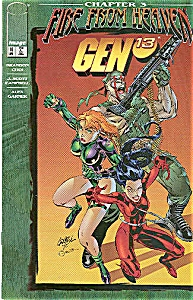 Gen 13   - Image comics =  # 10 April   1996 (Image1)