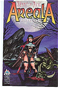 Areala - Warrior Nun - Antarctic Press- # L Aug. 1995