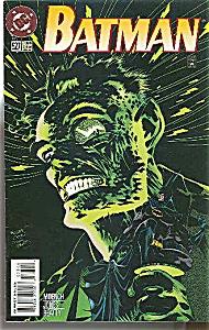 Batman - DC comics - # 527   Feb. 96 (Image1)