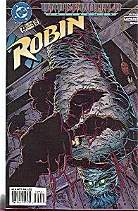 Robin - DC comics - # 23   Dec. 95 (Image1)