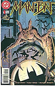 Man-Bat -  DC comics - # l  Feb. 96 (Image1)
