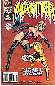 Mantra - Malibu comics - # 6    March 1996 (Image1)