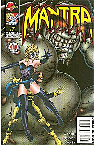Mantra - Malibu comics - # 7  April 1996 (Image1)