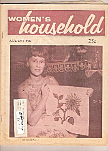 Women's Household -  August 1968 (Image1)