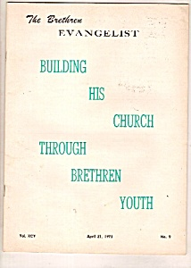 The BrethrenEvangelist -  April 21, 1973 (Image1)