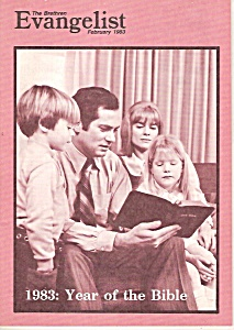 The Brethren Evangelist - February 1983