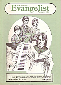 The Brethren Evangelist -  February 1984 (Image1)