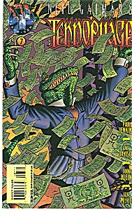 Teknophage - Tekno comics - # 7    Jan. 1996 (Image1)