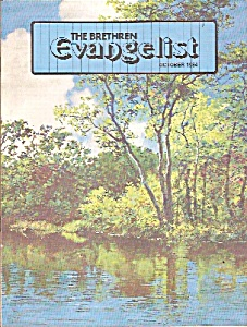 The Brethren Evangelist -  October 1984 (Image1)