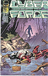 Cyber Force - Image comics - # 20 March 1996 (Image1)