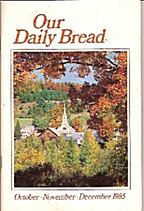 Radio Bible Class - Our Daily Bread - Apr.-May-June 198 (Image1)