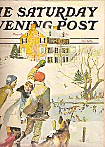 Saturday Evening Post - Winter 1971