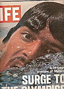 Life Magazine -  Augsut 18, 1972 (Image1)