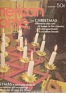 American Home -  December 1968 (Image1)