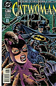 Catwoman - DC comics -  # 26    Nov. 1995 (Image1)