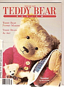 Teddy Bear Review -  Winter 1989 (Image1)