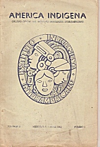 America Indigena  -  Octubre 1942 (Image1)