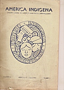 America Indigena - Julio 1942 (Image1)