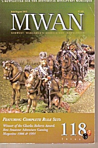 MWAN- Midwest Wargamer's association newsletter -  July (Image1)