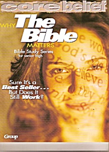 Why the Bible Matters -  1997 (Image1)