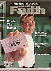 The truth about sharin faith- Bible study series - 1998 (Image1)