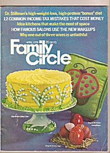 Family Circle -  April 1970 (Image1)