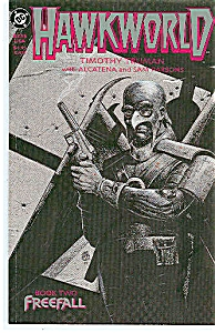 Hawkworld - DC comics - Copyright 1989 - Book 2 (Image1)