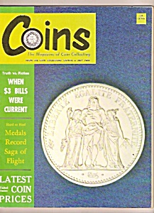 Coins - July 1969