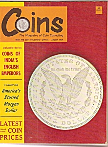 Coins - August 1969