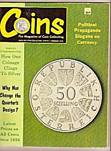 Coins - February 1970