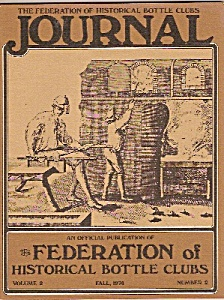 The Federation of Historical bottle clubs journal - Fal (Image1)