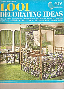 1,001 Decorating Ideas - Book 28