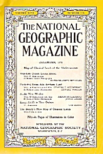 Thenational Geographic Magazine- December 1949