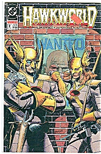 Hawkworld - DC comics - # 2  July 1990 (Image1)