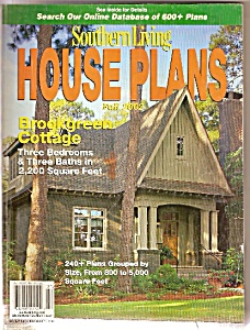 Southern Living House plans - Fall 2002 (Image1)