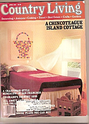 Country Living - June 1992