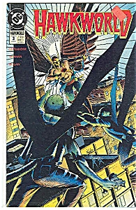 Hawkworld = DC comics - # 3  August 1990 (Image1)