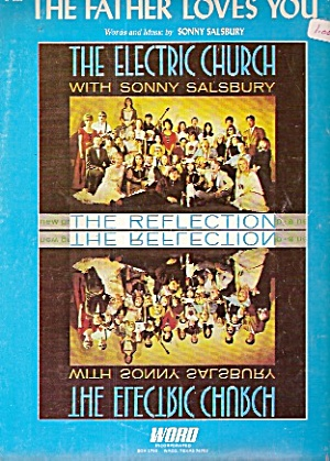 The Electric Church With Sonny Salsbury - Copyright 196
