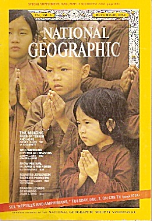 National Geographic - December 1968
