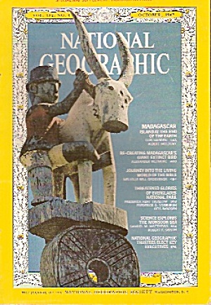 National Geographic -  October 1967 (Image1)