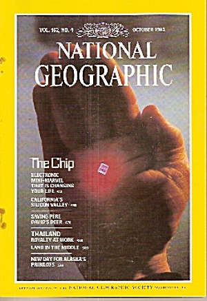 National Geographic - October 1982