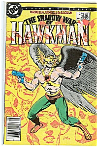 Hawkman - DC comics - # 4  August 1985 (Image1)