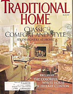 Traditional Home - March 2000