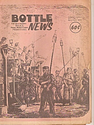 Bottle News - March-april 1972