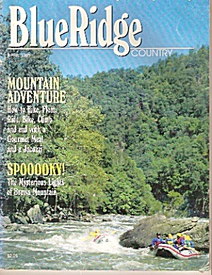 Blue Ridge Country Magazine - April 1995