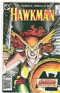 Hawkman - DC comics - #6   Jan. 1987 (Image1)
