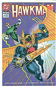 Hawkman - DC comics - # 2 Oct. 1993 (Image1)