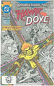 Hawk & Dove - DC comics  Annual  1991   # 2 (Image1)
