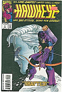 Hawkeye - Marvel comics - # l  Jan. 1994 (Image1)