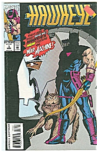 Hawkeye - Marvel comics - # 3 March  1994 (Image1)